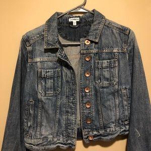 Women's Express Denim jacket size M